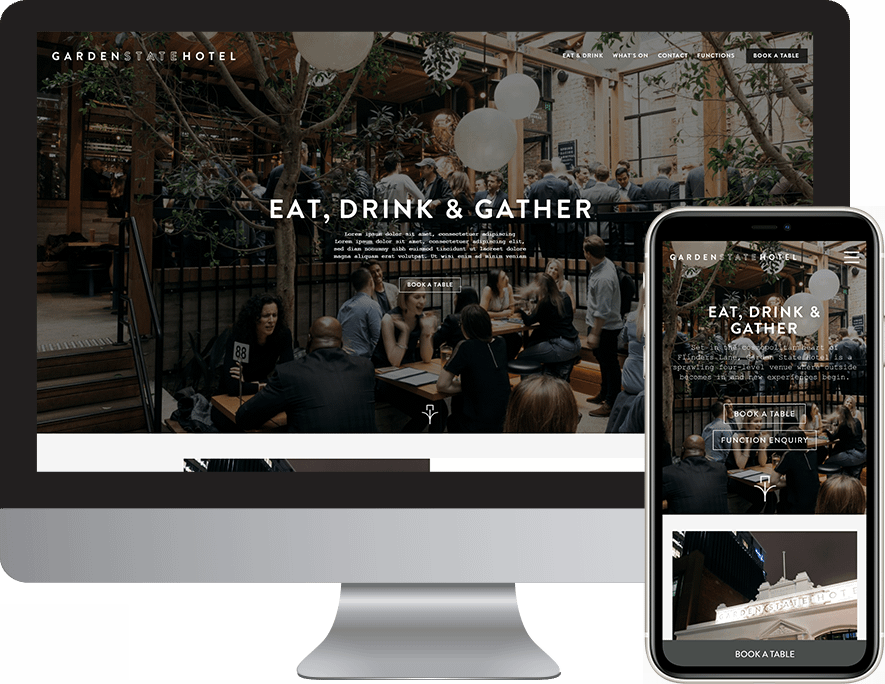 Adelaide Web Design Mobile Responsive Websites